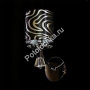 бра Brizzi Испания BB03204A/1 Chrome :: www.potolochka.ru